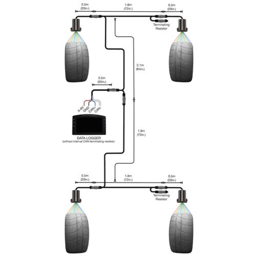 Izze-Racing-Tire-Tyre-Temperature-Sensor-Kit-MoTeC